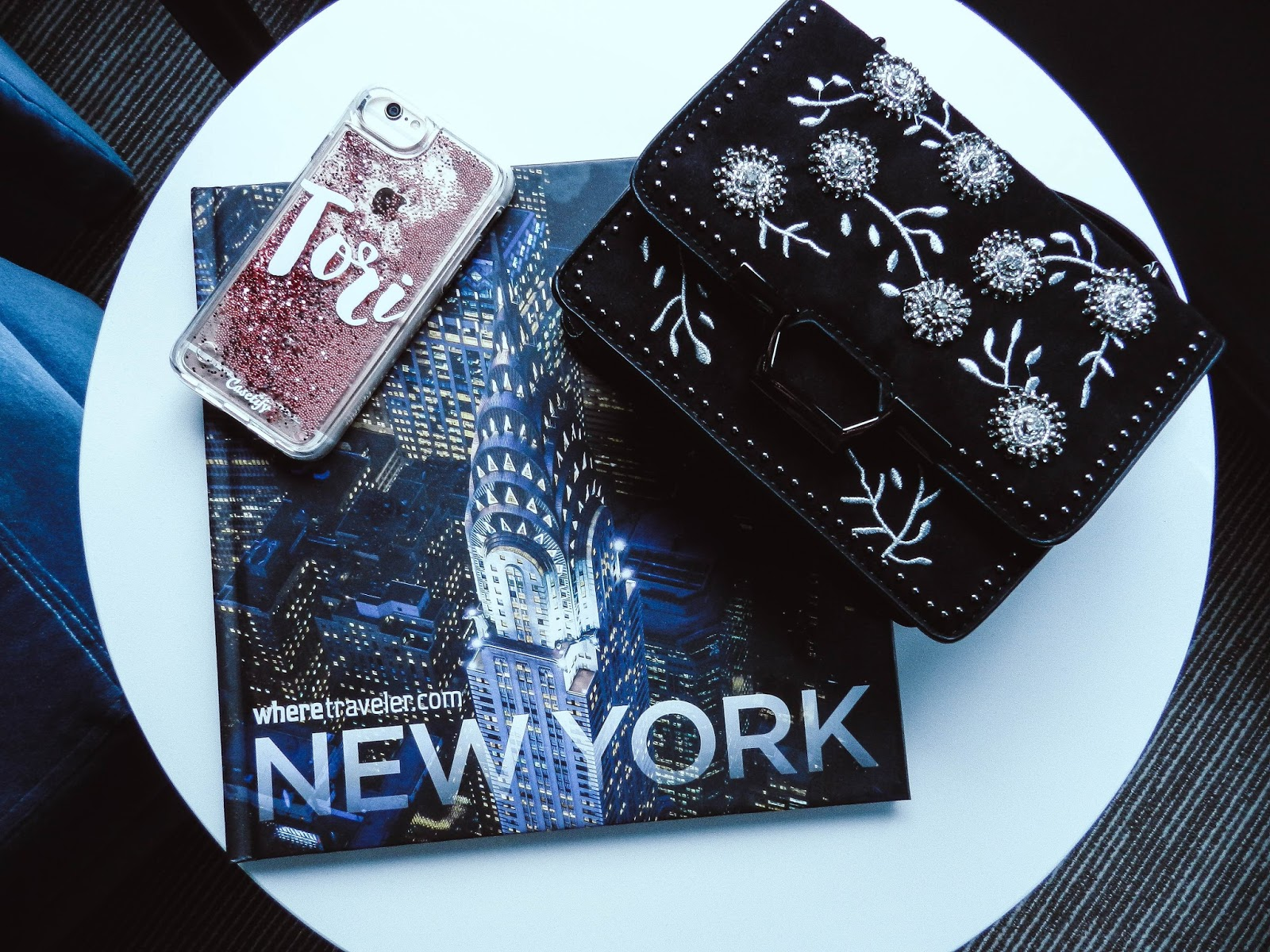 Hilton Midtown NYC Casetify Topshop Hotel