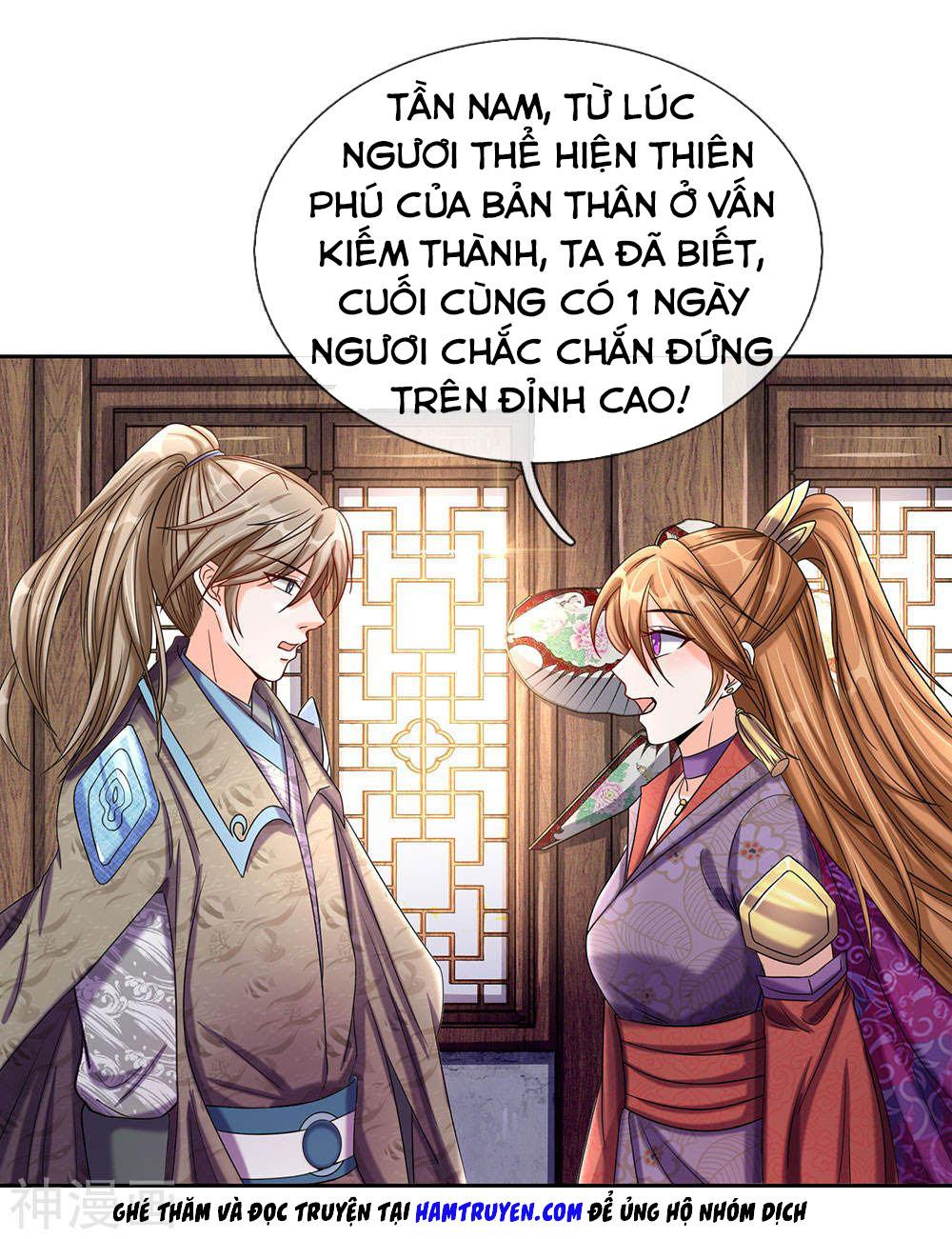 Nghịch Thiên Kiếm Thần chap 74 - Trang 7