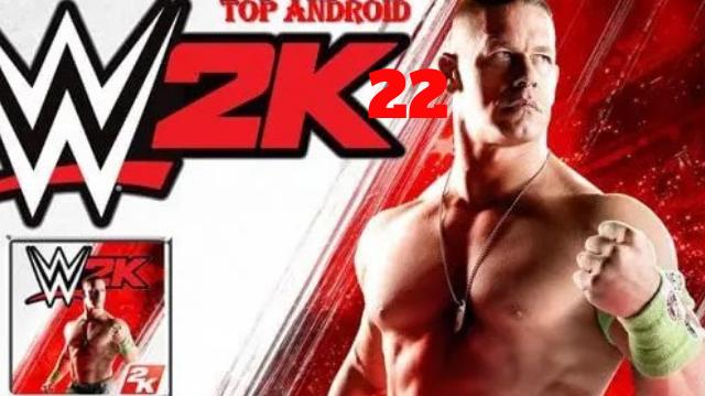 تحميل لعبة المصارعة الحرة 22 WwE 2K للاندرويد بحجم صغير و بدون نت