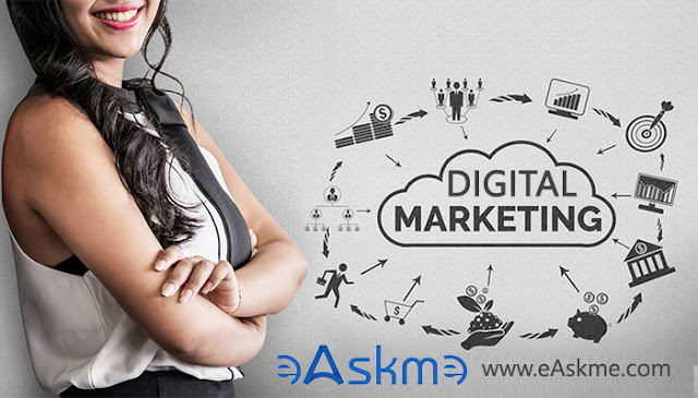 What Does A Digital Marketing Agency Do?: eAskme