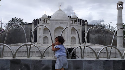 Taj Mahal di Boyolali