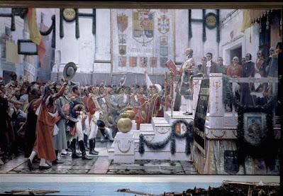 Constitucionalismo español siglo XIX