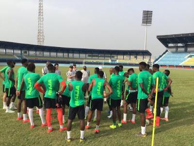 Lesotho Vs Nigeria: Match Details