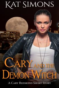Cary and the Demon Witch cover
