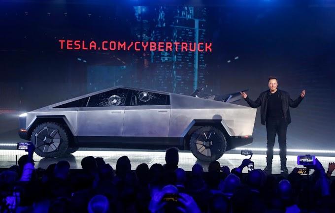 Piyasaya çıkmadan satış rekorları kıran Tesla Cyber Truck aracı !!