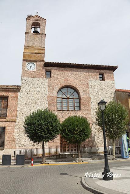 Torre del reloj de Olmedo