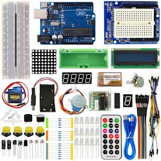 Kit complet arduino