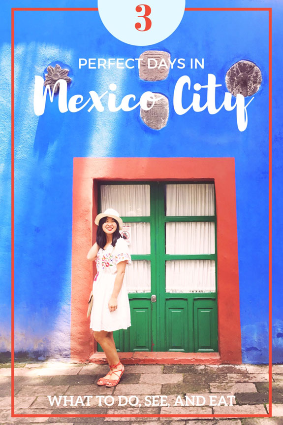 3 days in mexico city