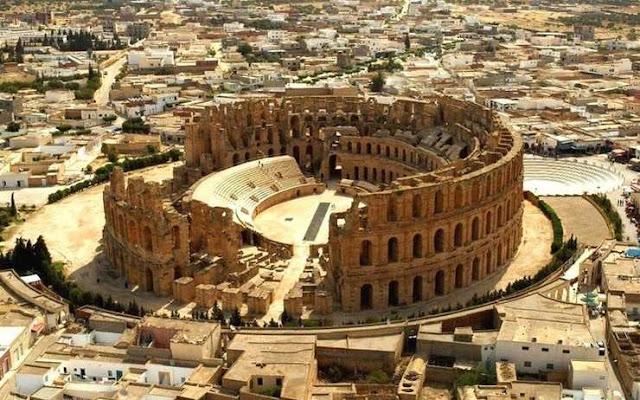 """تعرّف على تطبیقة  """" التراث العالمي في تونس """".. جولة افتراضیة للتراث العالمي من حاسوبك أو ھاتفك"""