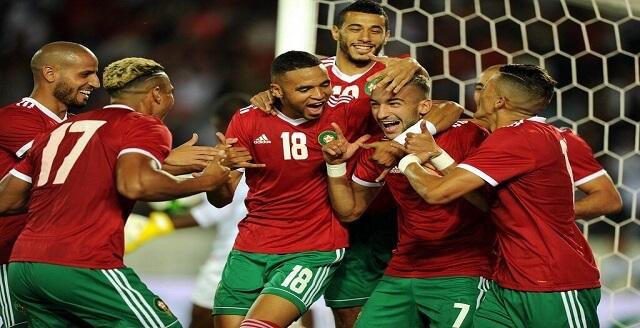 مشاهدة مباراة جنوب إفريقيا والمغرب كأس الأمم الأفريقية
