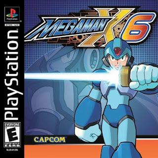 โหลดเกมคอม MEGAMAN X6 ลิ้งเดียว
