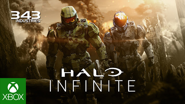 halo infinite campaign co-op and forge mode post-launch 2021 release 343 industries xbox game studios first-person military shooter pc xbox one xbox series x/s