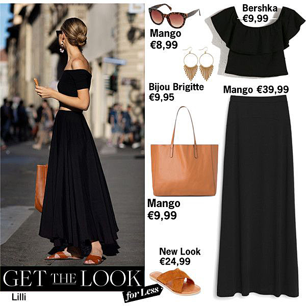 Get The Look - On the Street, Florence