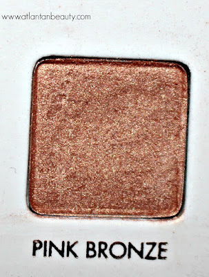 Pink Bronze from the Lorac Mega Pro 3 Palette