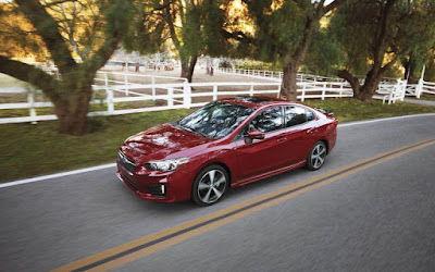 2018 Subaru Impreza Rumeurs, Caractéristiques, Prix, Date de sortie