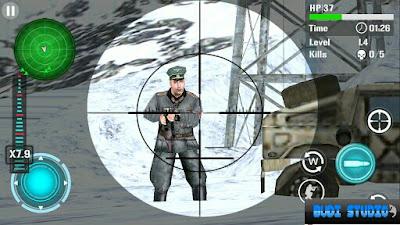Mountain Sniper Shooting Mod Apk Android