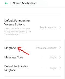 Phone Me Ringtone Kaise Lagaye