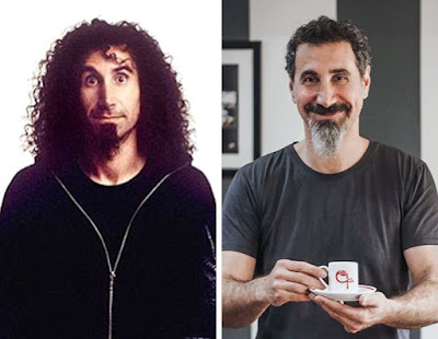 5. Serj Tankian, do System of a Down