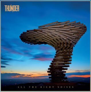"""Ο δίσκος των Thunder """"All The Right Noises"""""""
