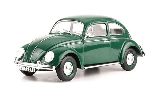 Volkswagen escarabajo coches inolvidables salvat