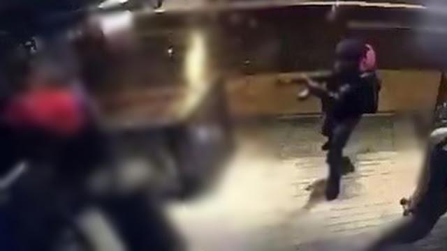 مواطن مسلح ببندقية صيد يحاول إقتحام ملهى ليلي في الحمامات