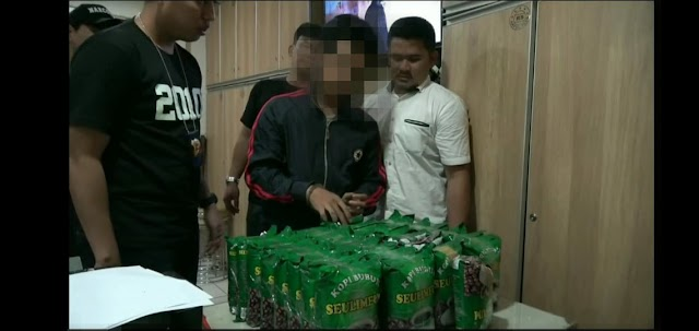 Peredaran Sindikat Narkoba Jaringan Aceh - Jakarta - sukabumi Berhasil Digagalkan Polres Jakbar
