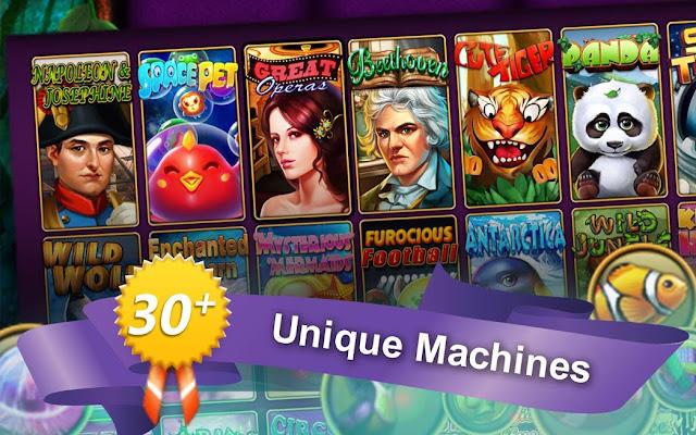 Unduh Sekarang dan Mainkan Slot Terbaik Gratis di Vegas Casino - Free Slots!