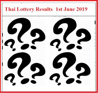 thai-lottery-result-1st-june-2019