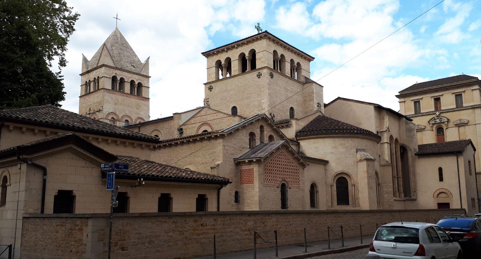 Paroisse de Saint-Martin d'Ainay lyon