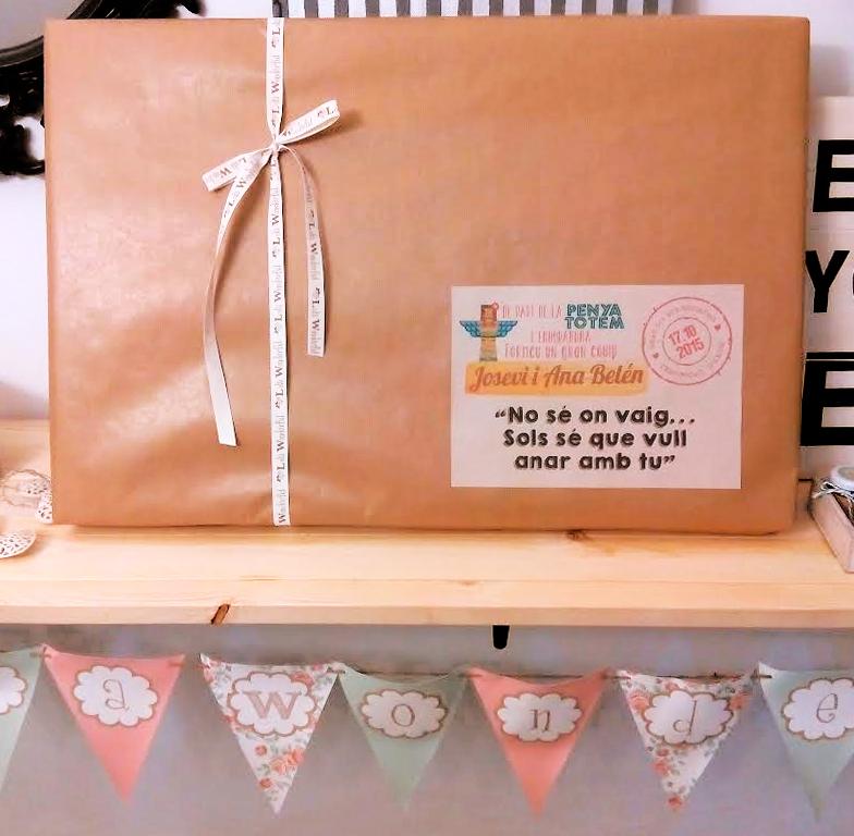 Lola wonderful regalos personalizados y dise o para - Empaquetado de regalos ...