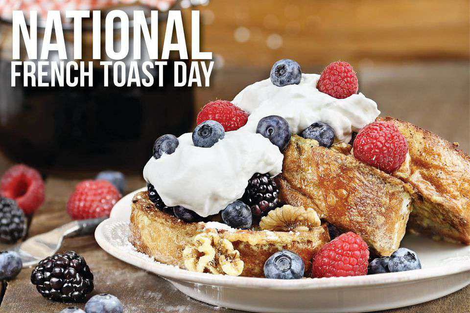National French Toast Day Wishes Photos