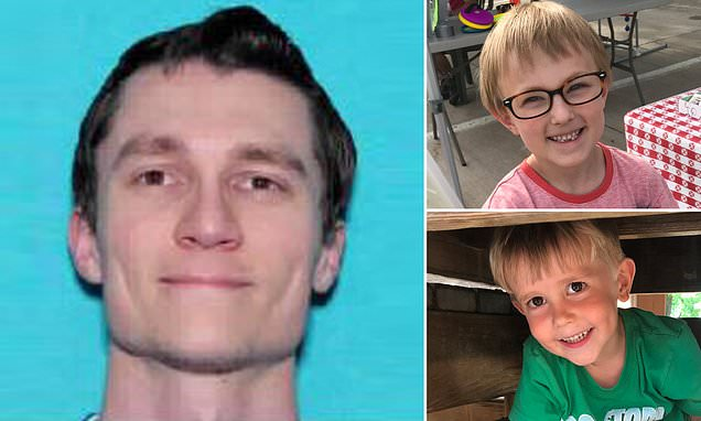 Dad shoots and kills his two sons, ages 3 and 6, in tragic murder-suicide
