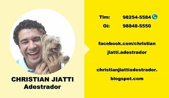 Resultado de imagem para Christian Jiatti