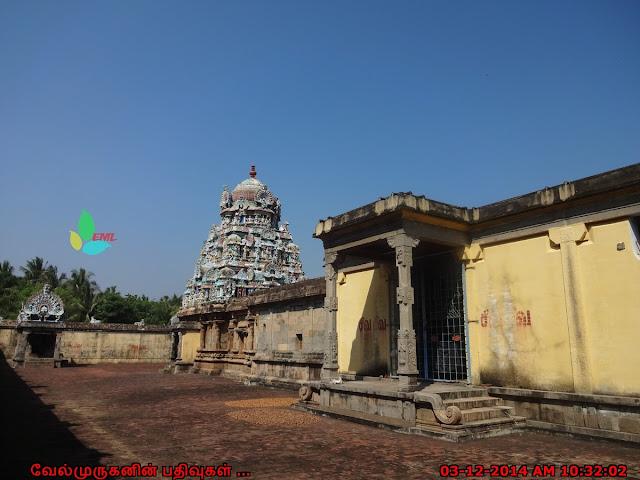 kaveripoompattinam Siva Temple