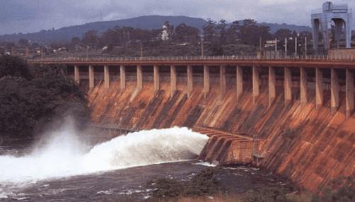 Hydroelectric Power Plants in Egypt (Aswan High Dam - ESNA - Naga Hamadi)