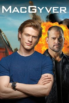 MacGyver 3ª Temporada Torrent - WEB-DL 720p/1080p Dual Áudio