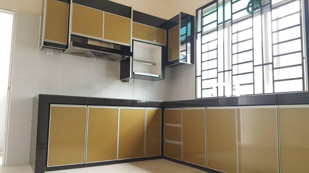 Kabinet Dapur Terus Dari Kilang Jasin Perdana