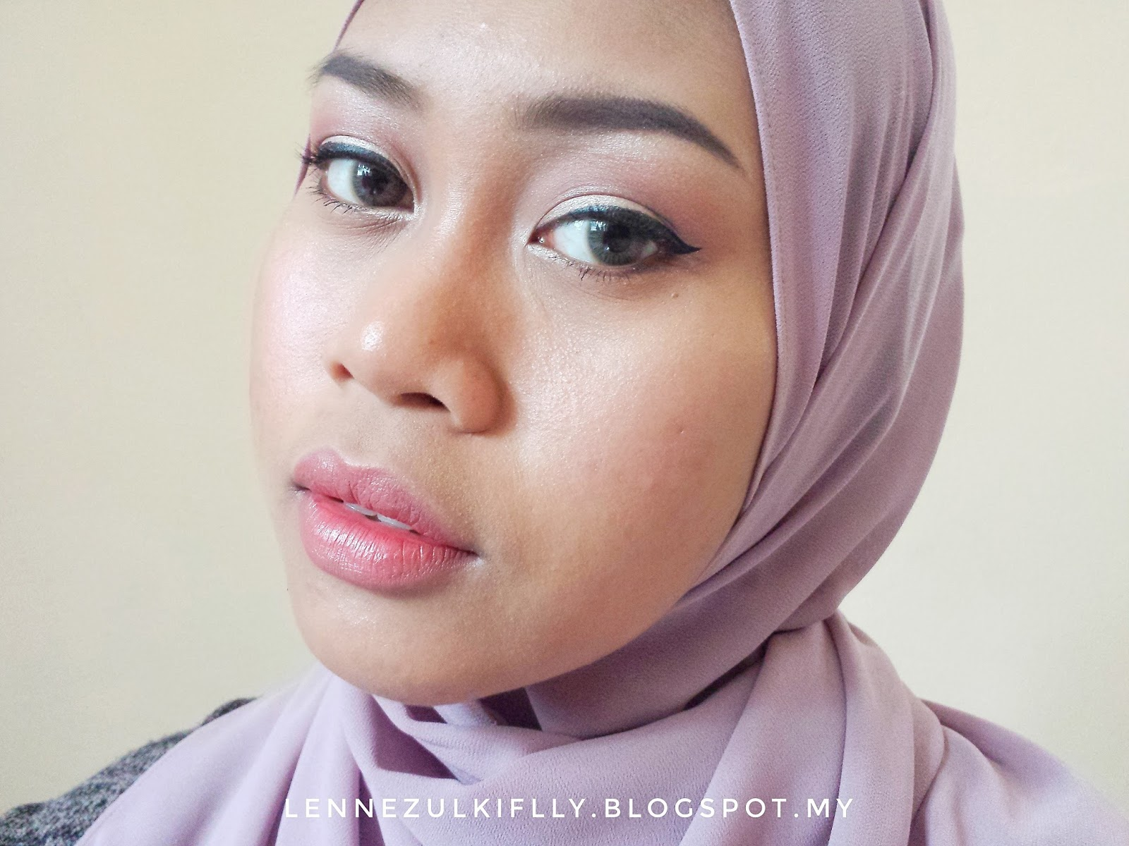 Everyday Glam Makeup Tutorial Using Catrice The Essential Nude Palette | Lenne Zulkiflly