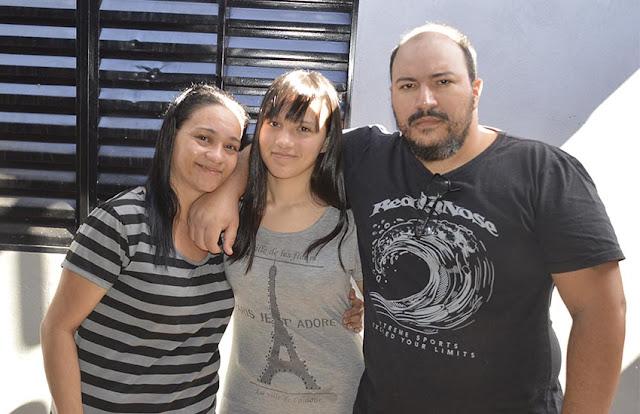 Paraguaçuense encontra filha desaparecida e faz alerta aos pais de crianças e adolescentes  -   Adamantina  Notìcias