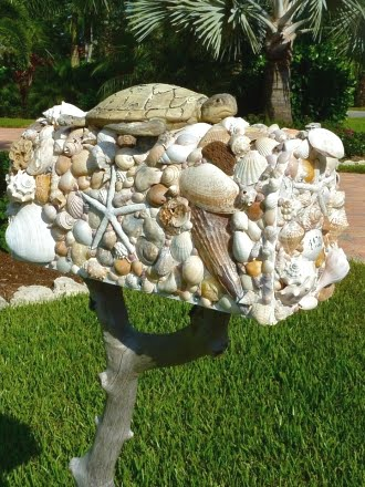 shell mailboxes