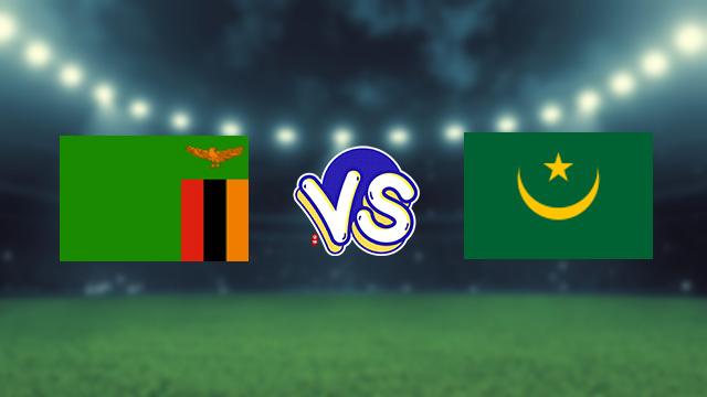 مشاهدة مباراة موريتانيا ضد زامبيا 03-09-2021 بث مباشر في التصفيات الافريقيه المؤهله لكاس العالم