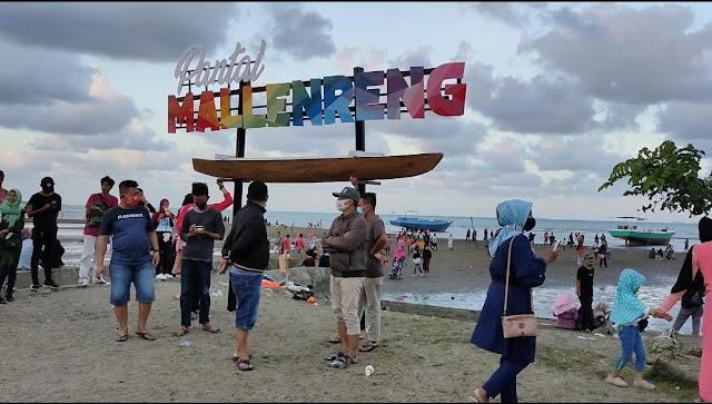 Pantai Mallenreng, Primadona Baru Wisatawan di Sinjai