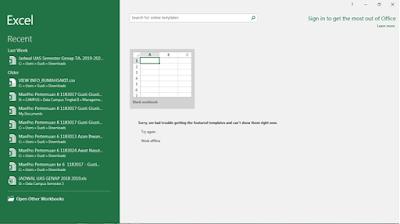 Excel Open