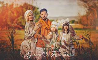 fotografia de familia, fotos de familia en el campo, galart fotografos