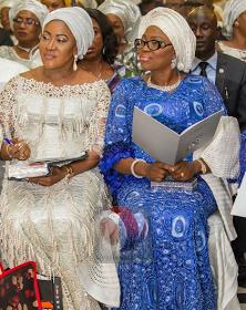 Photos: Rotimi Amaechi, Bolanle Ambode and others attend 60th birthday party of Jumoke Okoya-Thomas 1