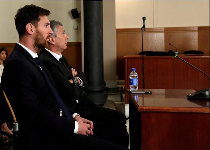 Spanish Court dismisses fraud case against Lionel Messi