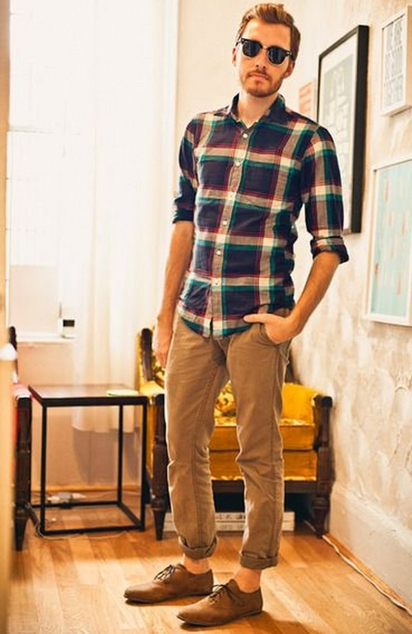 Why Khaki Pant is essential for Men's Capsule Wardrobe? - LooksGud.in