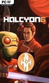 HvP5cBI - Halcyon 6 Lightspeed Edition-DEFA