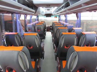 sewa bus pariwisata pekanabaru 30 seater