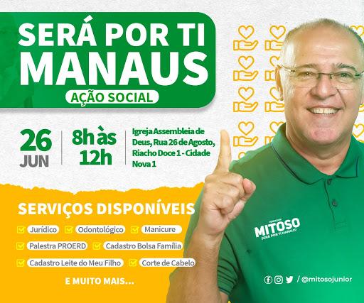 AÇÃO SOCIAL ITINERANTE